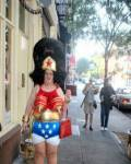 Wonder Woman despus de jubilarse