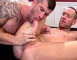 Adam Killian y Mathew Mason se follan a saco